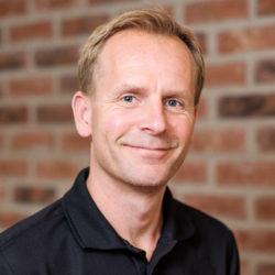 Daniel Johansson,Administrativ chef